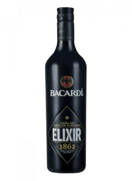 Bacardi Elixier 1862 Rumlikör 0,7 L