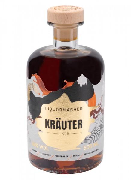 LiquorMacher Kräuter Likör 0,5 L