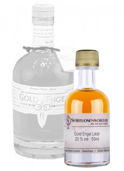 Goldengel Likör Tastingminiatur 0,05 L