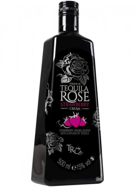 Tequila Rose Strawberry Likör 0,7 L