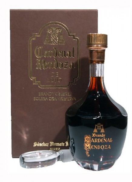 Cardenal Mendoza de Lujo Brandy 0,7 L