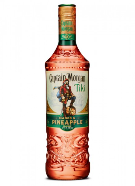 Captain Morgan Tiki Mango & Pineapple 0,7 L