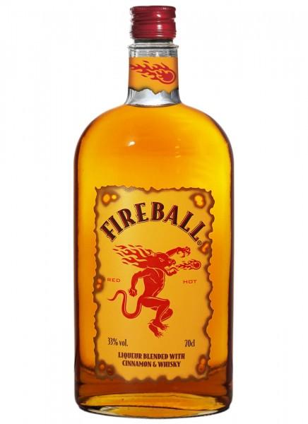 Fireball Whisky Zimt Likör 0,7 L