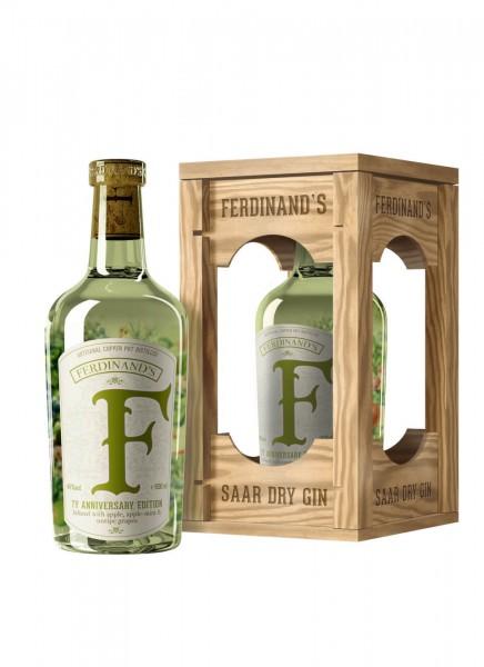 Ferdinands 7 Jahre Anniversary Edition Saar Dry Gin 0,5 L