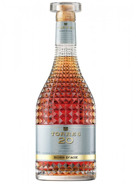 Torres 20 Hors D'Age Brandy 0,7 L