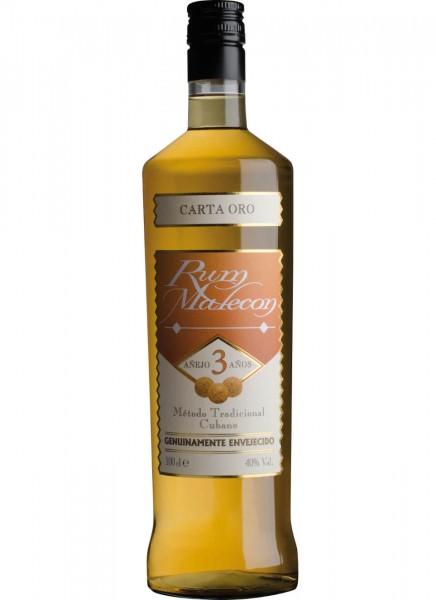 Malecon Anejo 3 Anos Rum 1 L