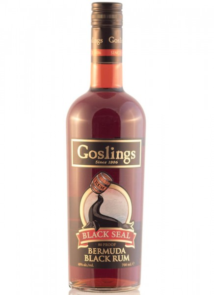 Gosling Black Seal Dark Rum 0,7 L