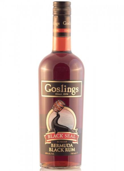 Gosling Black Seal Dark Rum 0,7 L