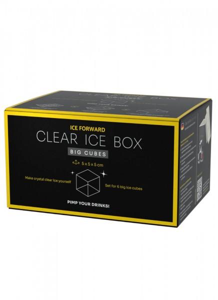 Ice Forward Clear Ice Box Cubes