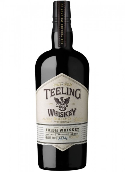 Teeling Small Batch Irish Whiskey 0,7 L