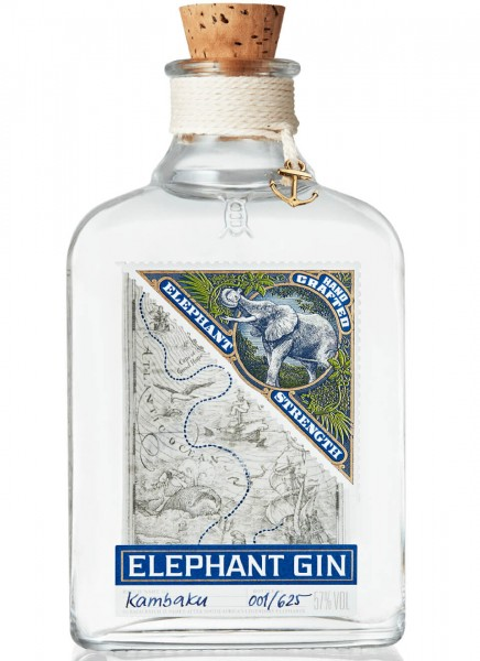 Elephant Strength Gin 0,5 L