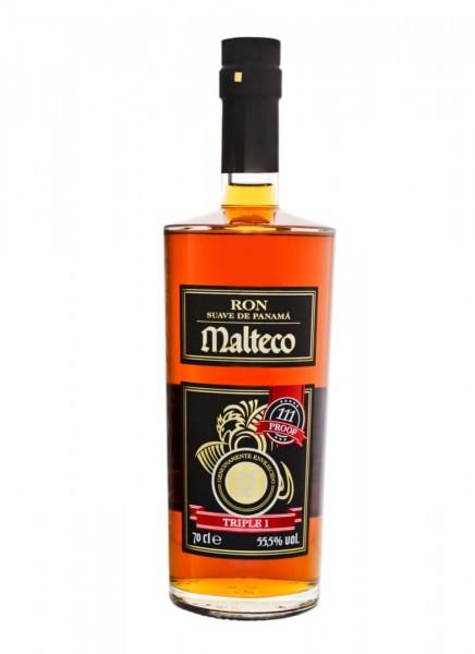 Malteco 11 Jahre Triple 1 Rum 0,7 L