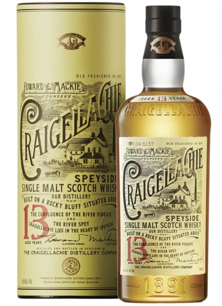 Craigellachie 13 Years Whisky 0,7 L