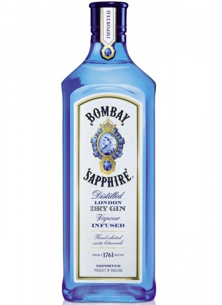 Bombay Sapphire London Dry Gin 0,7 L