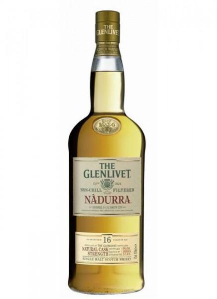 The Glenlivet Nadurra First Fill Cask Single Malt Scotch Whisky 0,7 L