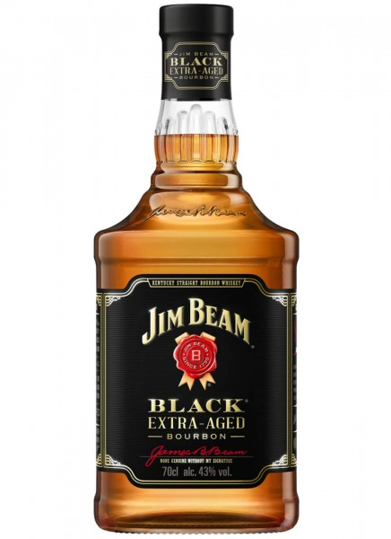 Jim Beam Black Bourbon Whiskey 0,7 L