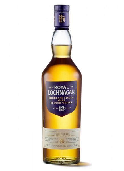 Royal Lochnagar 12 Years Whisky 0,7 L