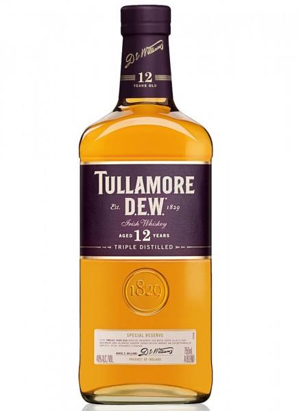 Tullamore Dew 12 Years Irish Whiskey 0,7 L