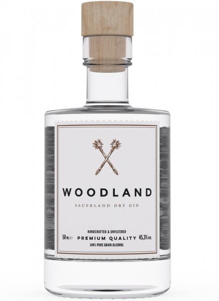 Woodland Sauerland Dry Gin Mini 0,05 L