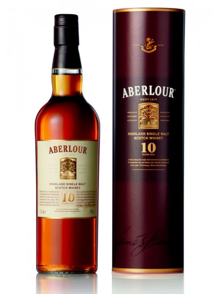 Aberlour 10 Years Single Malt Scotch Whisky 0,7 L