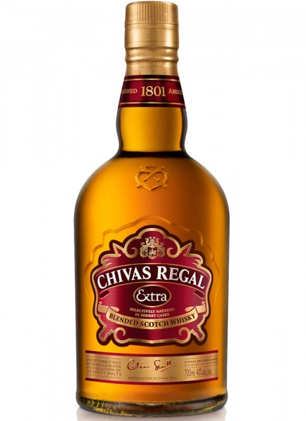 Chivas Regal Extra Blended Scotch Whisky 0,7 L