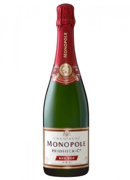 Heidsieck Monopole Red Top Brut Champagner 0,75 L