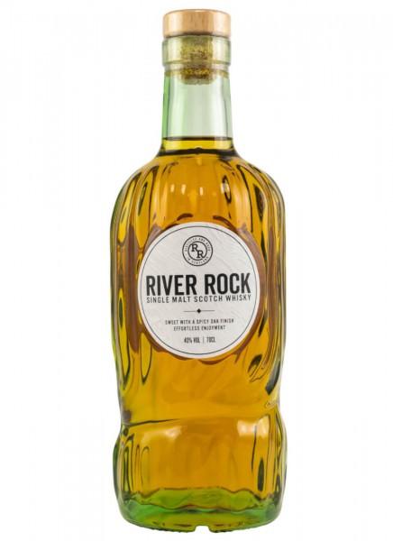 River Rock Single Malt Scotch 0,7 L