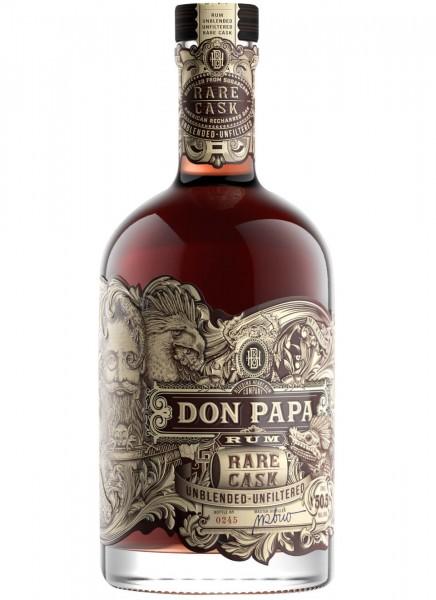 Don Papa Rare Cask Rum 0,7 L