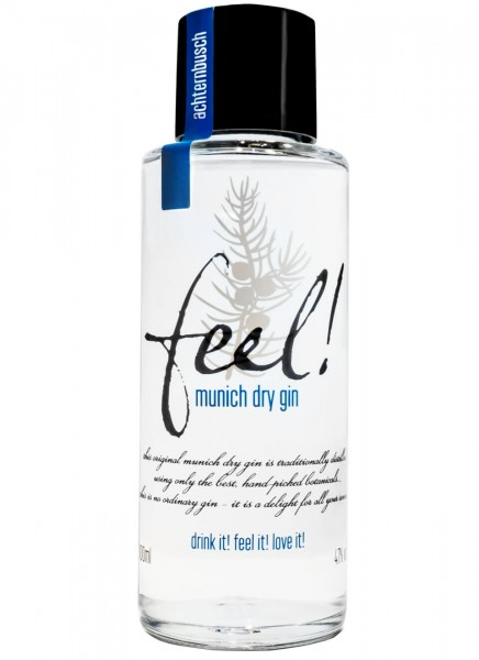 Feel Munich Dry Gin Kleinflasche 0,1 L
