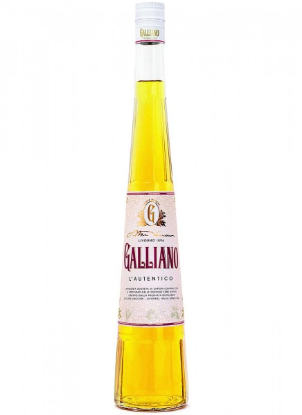Galliano Autentico 42,3% Vol. 0,7 L