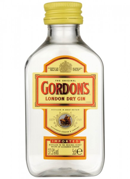 Gordons Special London Dry Gin Mini 0,05 L