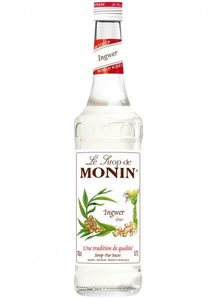 Monin Sirup Ingwer 0,7 L