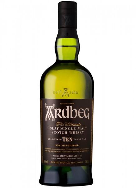 Ardbeg 10 Years Islay Single Malt Whisky 0,7 L