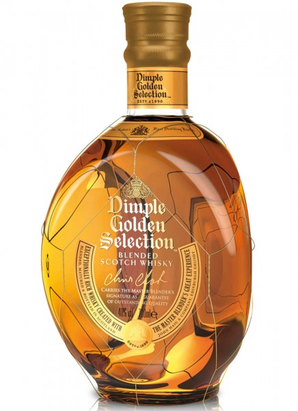 Dimple Golden Selection Blended Scotch Whisky 0,7 L