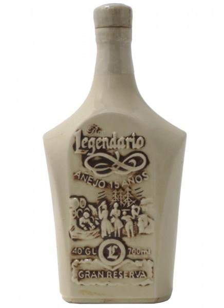 Legendario Gran Reserva 15 Anos Rum 0,7 L