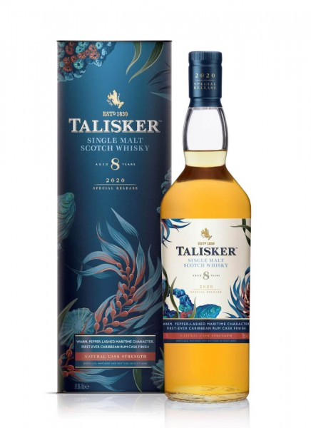 Talisker 8 Years Special Release 2020 Single Malt Scotch Whisky 0,7 L
