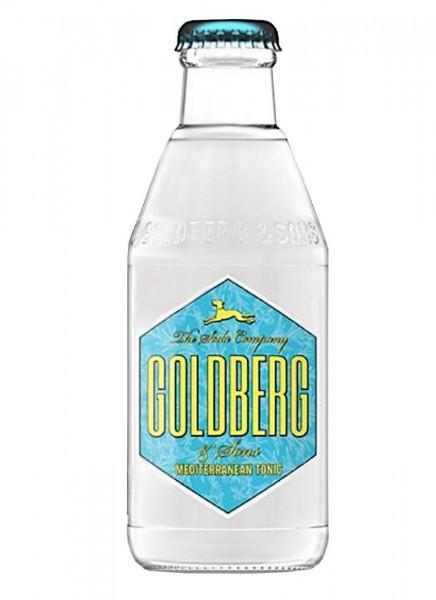 Goldberg Mediterranean Tonic Water 0,2 L