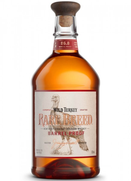 Wild Turkey Rare Breed Bourbon Whiskey 0,7 L