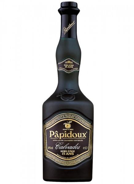 Papidoux 15 Ans Calvados 0,7 L