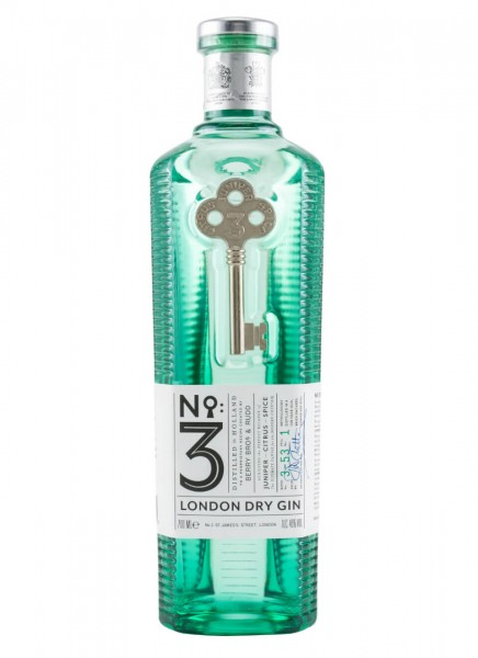 No.3 London Dry Gin 0,7 L