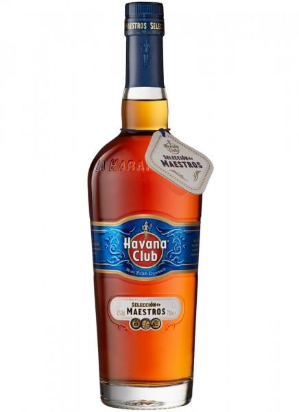 Havana Club Seleccion de Maestros Rum 0,7 L