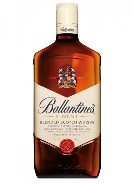 Ballantines Finest Blended Scotch Whisky 1 L