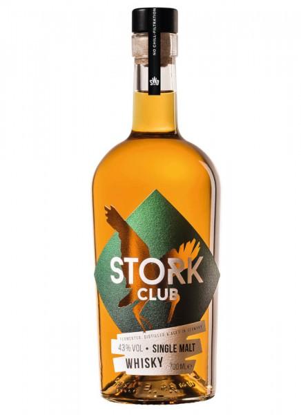Stork Club Single Malt Whisky 0,7 L