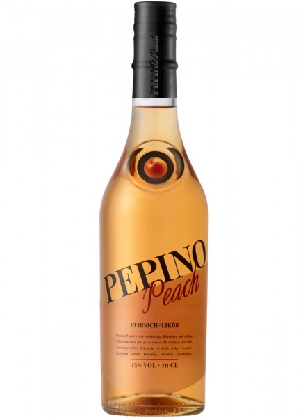 Pepino Peach Pfirsichlikör 0,7 L