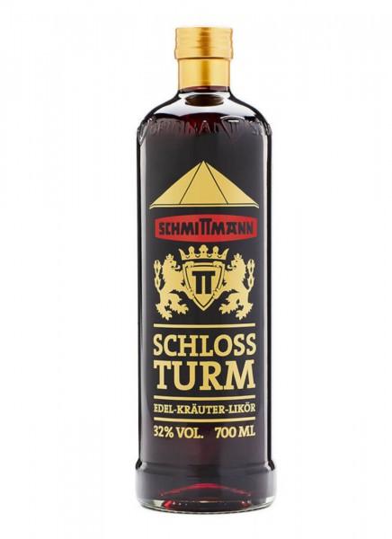 Schmittmann Schlossturm Edel-Kräuter Likör 0,7 L