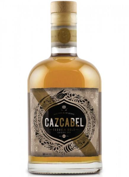Cazcabel Gold Tequila 0,7 L