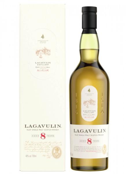 Lagavulin 8 Years Limited Edition Islay Single Malt Scotch Whisky 0,7 L