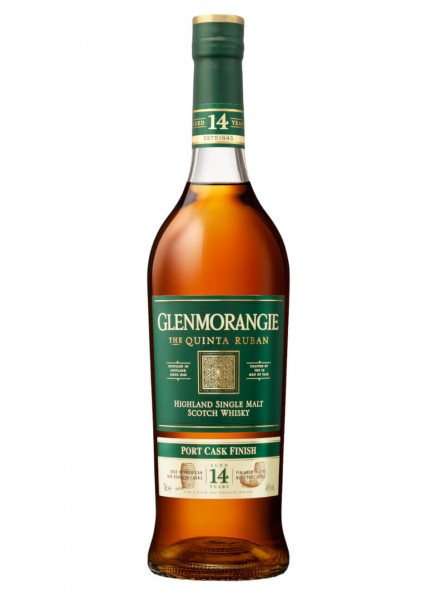Glenmorangie Quinta Ruban 14 Jahre Single Malt Scotch Whisky 0,7 L