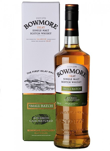 Bowmore Small Batch Islay Single Malt Scotch Whisky 0,7 L