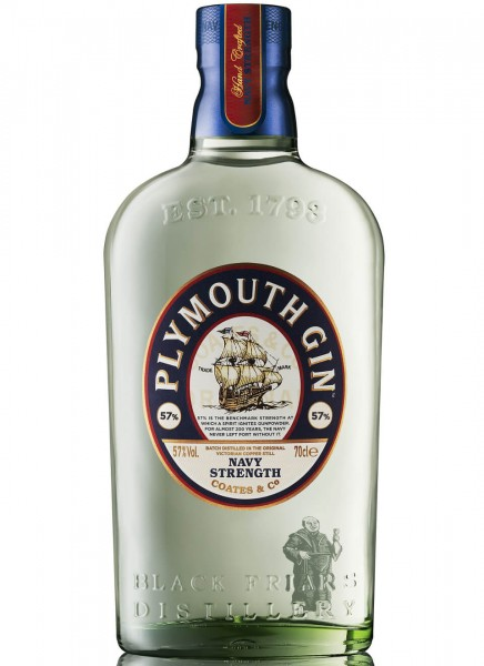 Plymouth Gin Navy Strength 0,7 L